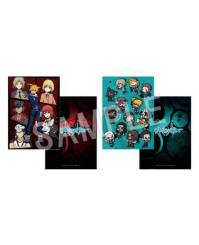 The World Ends with You The Animation Marui POP UP SHOP Goods Clear File