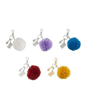 Fate/Grand Order Divine Realm of the Round Table: Camelot Marui Goods Faux Fur Bag Charm