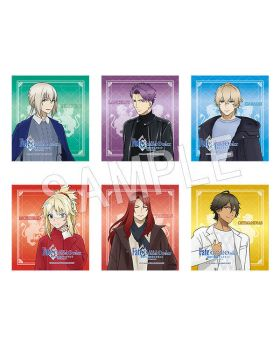 Fate/Grand Order Divine Realm of the Round Table: Camelot Marui Goods Illustration Board BLIND PACKS