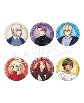 Fate/Grand Order Divine Realm of the Round Table: Camelot Marui Goods Can Badge BLIND PACKS