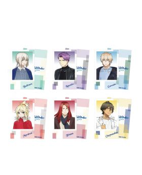 Fate/Grand Order Divine Realm of the Round Table: Camelot Marui Goods Polaroid Style Cards Set