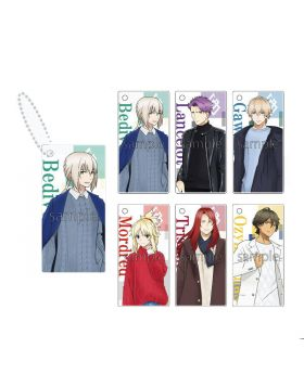 Fate/Grand Order Divine Realm of the Round Table: Camelot Marui Goods Acrylic Keychain BLIND PACKS