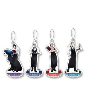 CAPCOM Cafe x Devil May Cry Acrylic Keychain Stand BLIND PACKS