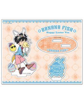 BANANA FISH Noitamina Limited Edition Easter Goods Acrylic Stand Eiji