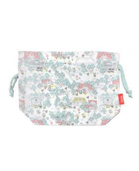 Animal Crossing Nintendo Store Limited Goods Drawstring Pouch