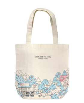 Animal Crossing Nintendo Store Limited Goods Tote Bag