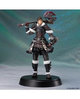 Final Fantasy XIV Endwalker Square Enix Goods Albert Figurine