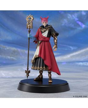 Final Fantasy XIV Endwalker Square Enix Goods Crystal Exarch Figurine