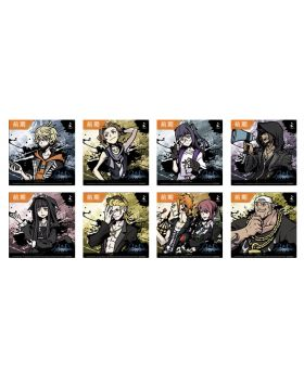 NEO The World Ends With You Square Enix Cafe Goods Coasters BLIND PACKS