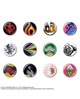 NEO The World Ends With You Square Enix Goods Psychic Pin Badges Vol. 1 BLIND PACKS