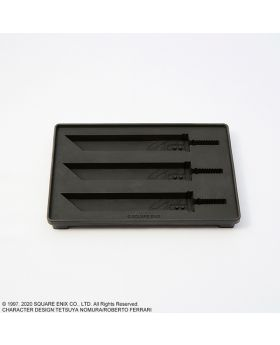 Final Fantasy VII Remake Square Enix Buster Sword Silicone Ice Tray