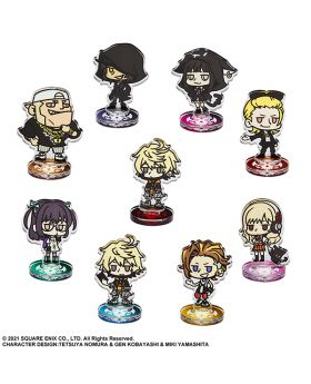 NEO The World Ends With You the Animation Square Enix Official Goods Mini Acrylic Stand SET