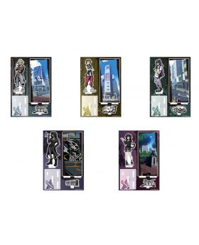 NEO The World Ends With You Square Enix Official Acrylic Stands