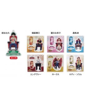 Boku No Hero Academia WORLD HEROES MISSION Movie Goods Acrylic Stands