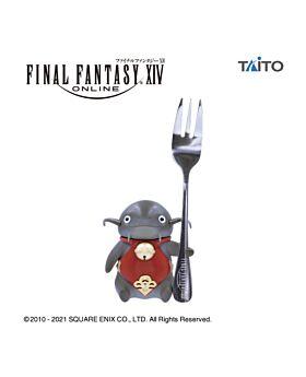 Final Fantasy XIV Taito Namazu Cutlery Figurine Namazu Regular Color