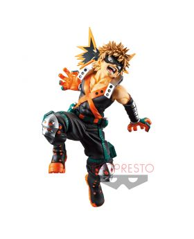 Boku No Hero Academia KING OF ARTIST Bakugou Figurine