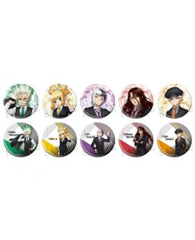 Dr. STONE Dash Store Limited Can Badge Collection SET