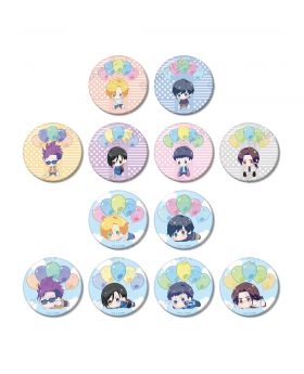BANANA FISH Amnibus POPOON Can Badge SET