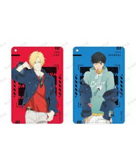 BANANA FISH Pop Up Shop Shibuya109 Pass Case