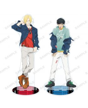 BANANA FISH Pop Up Shop Shibuya109 Big 1/7 Scale Acrylic Stand