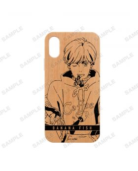 BANANA FISH Pop Up Shop Shibuya109 iPhone Case Eiji Okumura