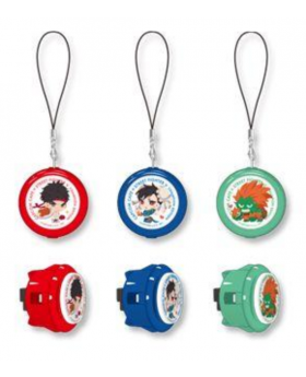 CAPCOM Street Fighter Cafe Goods Button Strap