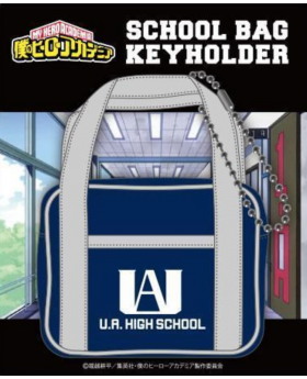 Boku No Hero Academia Hero Plaza School Bag Style Keyholder