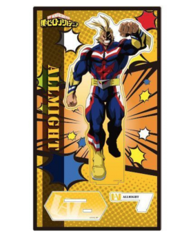 Boku No Hero Academia Hero Plaza Acrylic Stand All Might