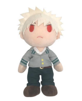 Boku No Hero Academia Hero Plaza Posable Plush Bakugou Katsuki
