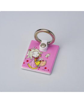 Final Fantasy Amano Artist Collab Smartphone Ring Cute Tina Ver.