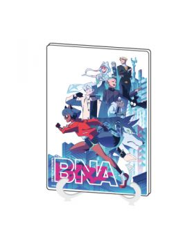 BNA: Brand New Animal Graffart Acrylic Art Board
