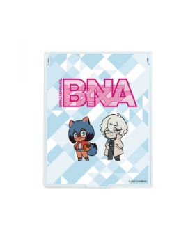 BNA: Brand New Animal Graffart Michiru and Shirou Large Mirror