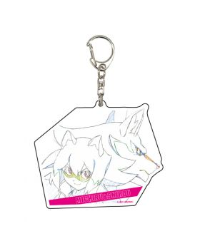 BNA: Brand New Animal Graffart Sketch Acrylic Keychain