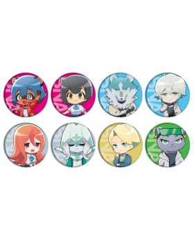 BNA: Brand New Animal Graffart Chibi Can Badge BLIND PACKS