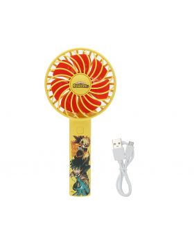 Boku No Hero Academia Jump Shop USB Chargeable Handheld Mini Fan