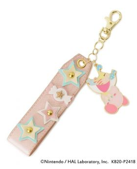 Kirby x ITS'DEMO Summer 2020 Collection Keychain Strap