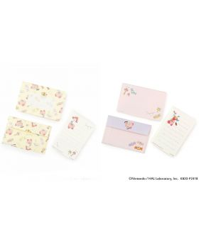 Kirby x ITS'DEMO Summer 2020 Collection Mini Letter Set