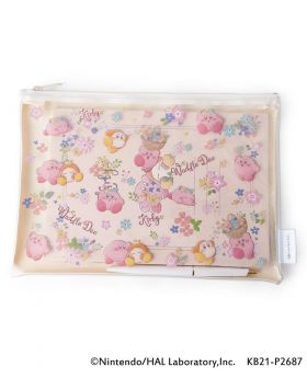 Kirby x ITS'DEMO Goods Stationary Set Star Flower