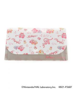Kirby x ITS'DEMO Goods Multi Pouch Pupupu Gift