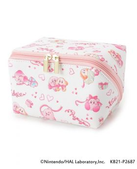 Kirby x ITS'DEMO Goods Pacapo Pouch Pupupu Gift