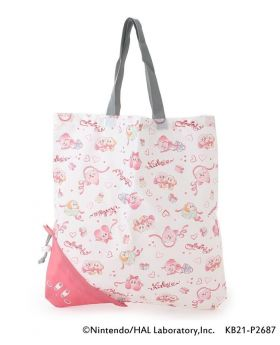 Kirby x ITS'DEMO Goods Eco Bag Kirby Pupupu Gift