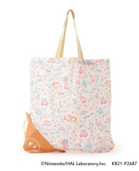 Kirby x ITS'DEMO Goods Eco Bag Waddle Dee Star Flower