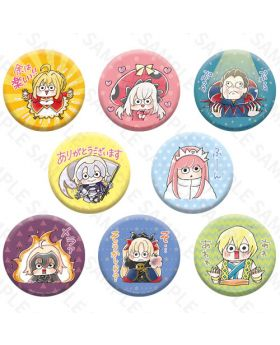 Fate/Grand Order Delight Works Yurutto Can Badge SET