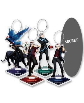 Devil May Cry 5 x Capcom Store Xmas Acrylic Stands BLIND PACKS