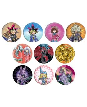 Yu-Gi-Oh! GraffArt Goods Can Badge Vol. 1 SET
