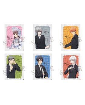Fruits Basket Dash Store Collaboration Goods Character Clear Files