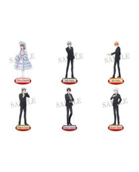 Fruits Basket Dash Store Collaboration Goods Character Acrylic Stands