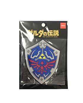 The Legend of Zelda Nintendo Store Limited Goods Rubber Coaster Design A