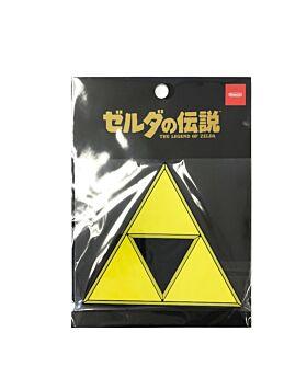 The Legend of Zelda Nintendo Store Limited Goods Rubber Coaster Design B