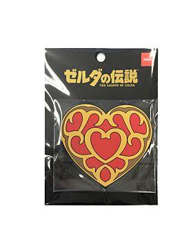 The Legend of Zelda Nintendo Store Limited Goods Rubber Coaster Design C
